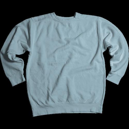 colors bomber asp crewneck dyed product comfort crew neck store pigment sweatshirt comforter